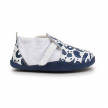 Chaussures Step Up Street - Xplorer Abstract White + Navy - 500031