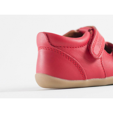 Chaussures Step Up - Jack and Jill Rouge 721103