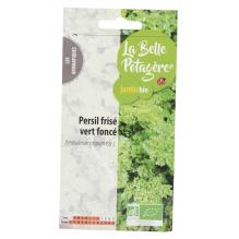 Persil frisé vert foncé 2g - Petroselinum crispum ssp. L.