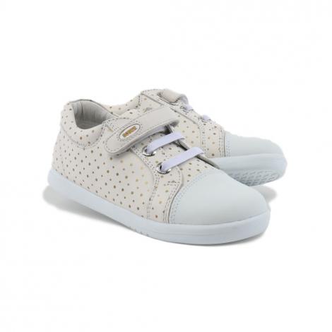 Chaussures Kid+ - Rascal White/Gold 832505