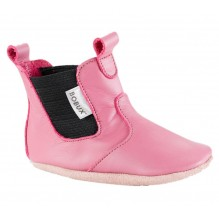 Chaussons bottines 4167 - fuchsia *