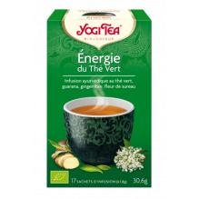 Energie du Thé vert 17 sachets