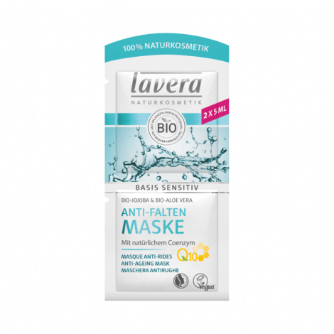 Masque Bio Anti-rides 10 - 2 x 5 ml