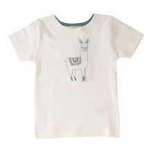 T-shirt en coton BIO - Lama