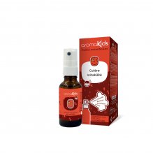 Spray aromaKids - Colère, irritabilité 30 ml Dès 3 ans