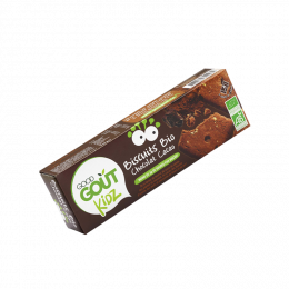 Biscuits Bio Chocolat Cacao 110 g