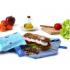 Pochette sandwich lavable et réutilisable Boc'n'Roll - Kid Blue