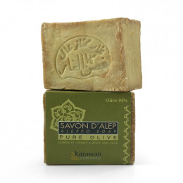 Savon d'Alep Pure Olive - 200 g