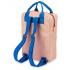 Sac-à-dos large 'Zipper Pink'