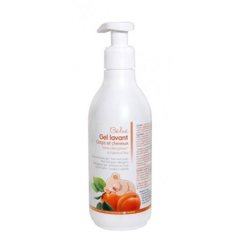 e5535711162 Gel lavant corps et cheveux - SeBio