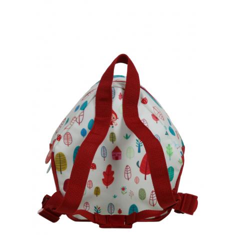 Mini sac à dos Chaperon rouge