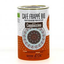 Café frappé Bio Cappuccino 125 g
