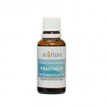"""Synergie d'huiles essentielles """"Fraîcheur"""" 30 ml"""