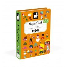 Magnéti'book 4 saisons à partir de 3 ans