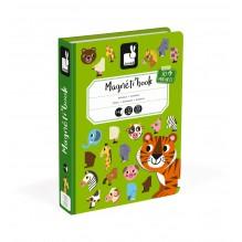 Magnéti'book Animaux à partir de 3 ans
