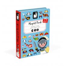 Magnéti'book Déguisements garçons à partir de 3 ans