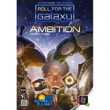 Roll for the Galaxy - Extension Ambition - à partir de 14 ans