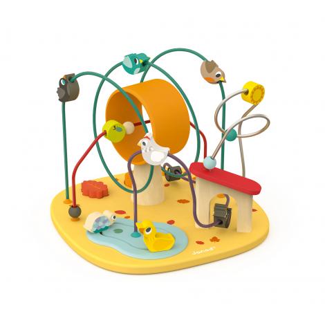 Looping Poulette et compagnie à partir de 12 mois