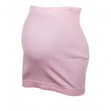 Bandeau grossesse et allaitement - laine Merinos - Rose