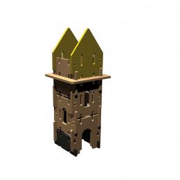 La Tour du Hardi - 13 pièces - à partir de 5 ans *