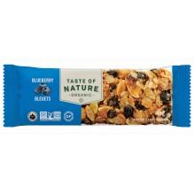 Barre aux noix et fruits secs - Myrtille - 1 x 40 g