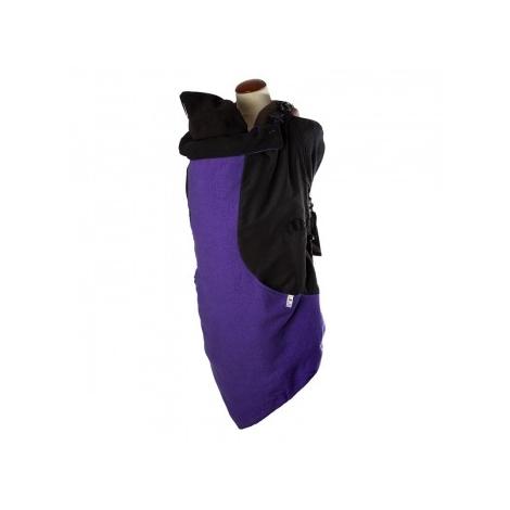 Couverture de portage Flex Vogue Exclusive - Dark Iris