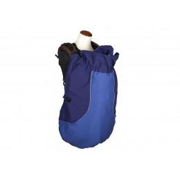 Couverture de portage Flex Trend Deluxe - Winter River Dual Blue