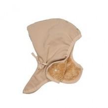 Bonnet lutin / cagoule chaude ajustable 0 / 2 ans - Sandcastle