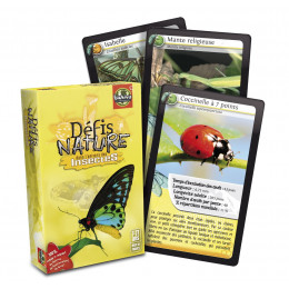 Défis Nature - Insectes - à partir de 7 ans