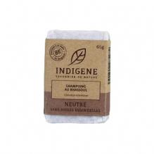 Shampooing solide - Rhassoul neutre - 65 g