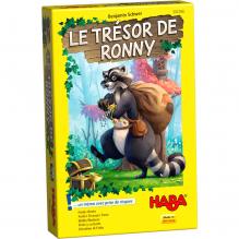 Le trésor de Ronny - à partir de 5 ans