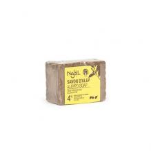 Savon d'Alep 4 % laurier - 155 g