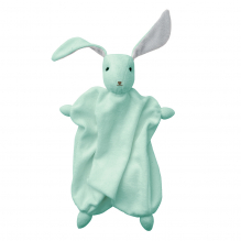 Doudou Tino - Fresh mint/silver grey