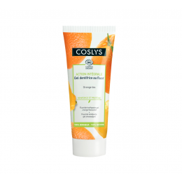 Gel dentifrice fluor orange BIO 75 ml