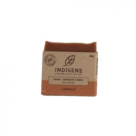 Savon saponifié à froid - Cannelle - 100 g
