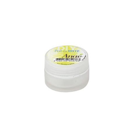 Pot en verre - 15 ml