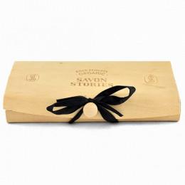 Coffret cadeau 3 savons artisanaux