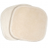 1 carré démaquillant lavable - Coton BIO biface - collection Eco Belle