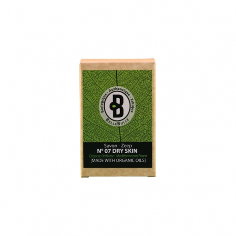 Savon pour peaux sèches mediterranean forest (N°7) – 120 g