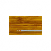 Petite palette en bambou rechargeable - non garnie