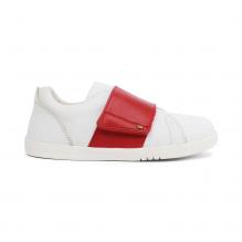 Chaussures Kid+ sum - Boston Trainer White + Red - 835406