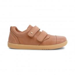 Chaussures Kid+ sum - Port Dress Shoe Caramel - 833002