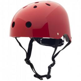 Casque de vélo CoConuts rouge rubis