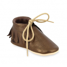 Chaussons MEXIMOO cuivre met