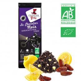 Le Chevalier noir - Thé noir datte figue citron bio