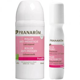 Promo duo PranaBB moustiques - Gel + roller