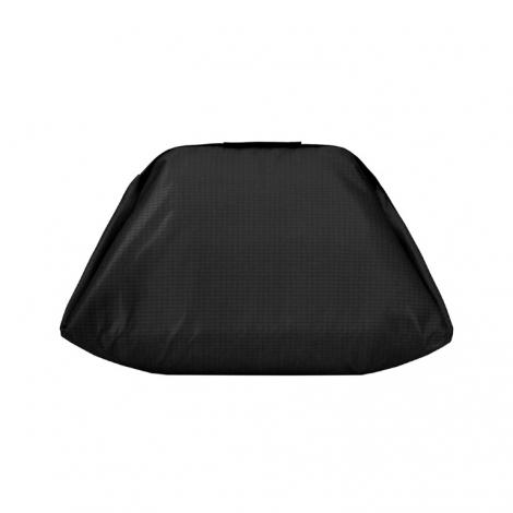 Pochette 2 en 1 - lunch bag et set de table - Noir
