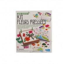 Kit fleurs pressées  - à partir de 5 ans