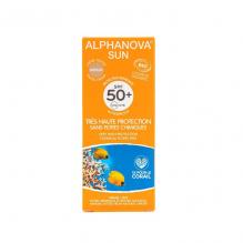 Lait solaire BIO teinté - très haute protection SPF 50 - 50 g