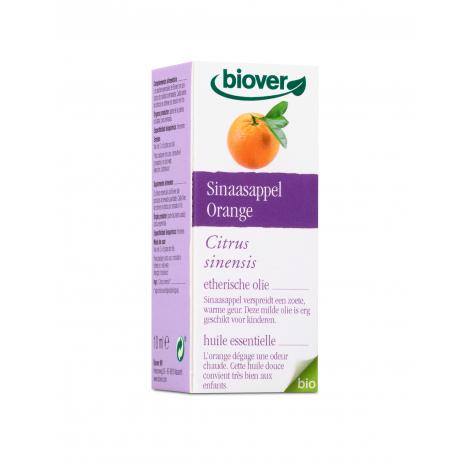 Huile essentielle Orange douce - Citrus sinensis - zeste Bio 10 ml